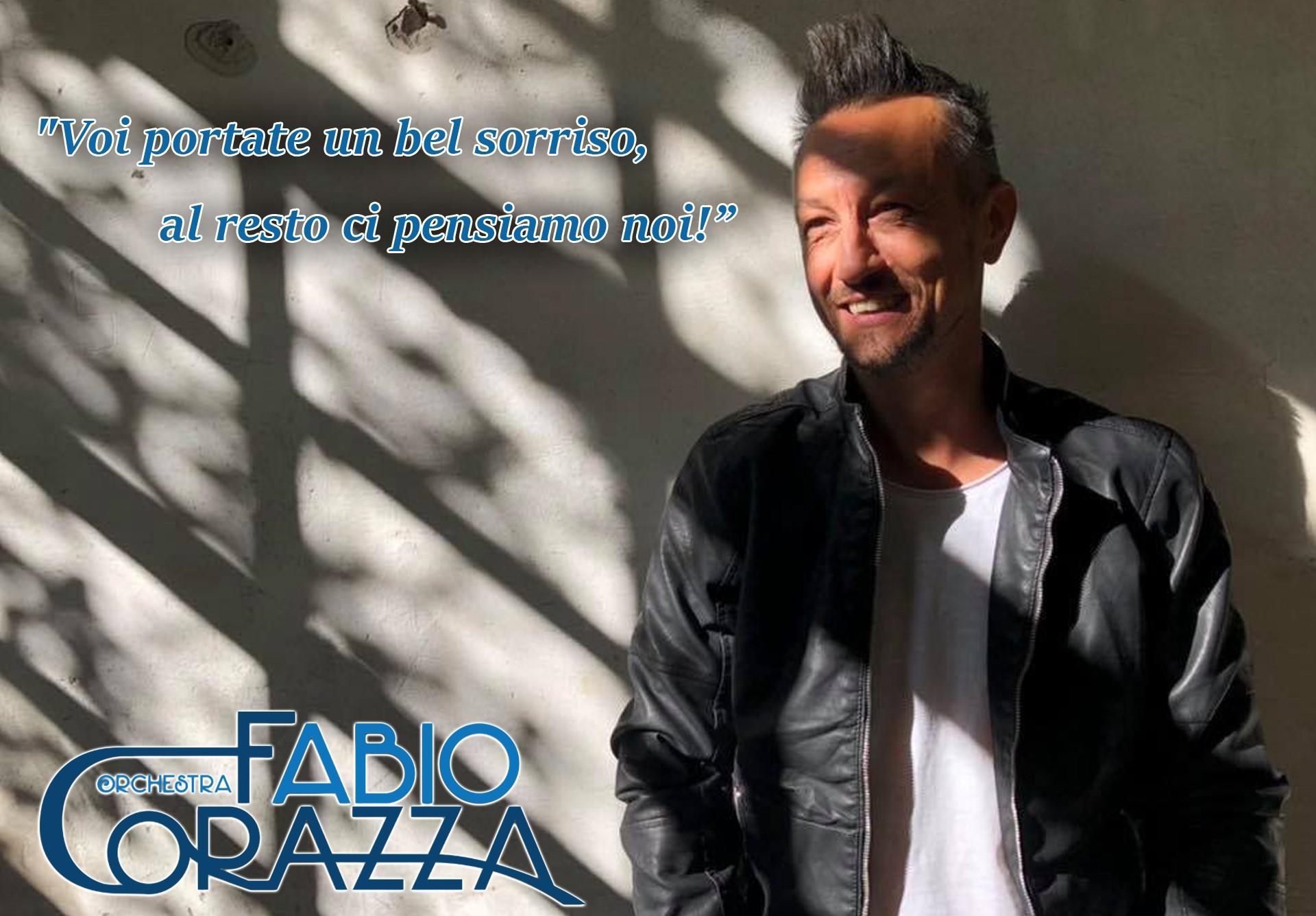 Calendario Orchestre Liscio.Fabio Corazza Balliamo Liscio