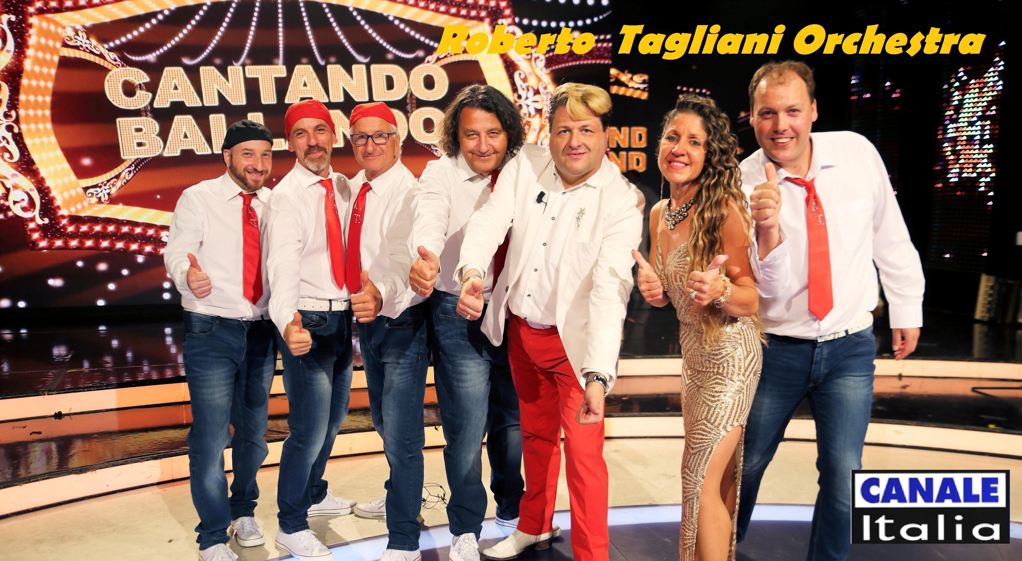 Calendario Orchestre Liscio.Roberto Tagliani Orchestra Balliamo Liscio